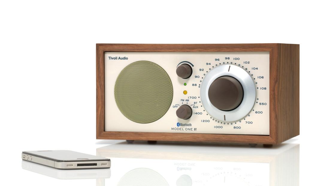 Tivoli Model One BT Walnut/beige