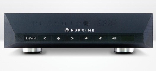 NuPrime DAC10 digital to analogue preamp at Totally Wired