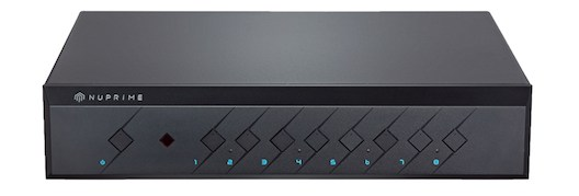 NuPrime MCH k38 multi channel power amp at Totally Wired