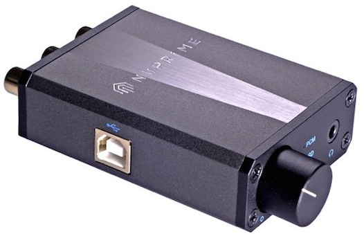 NuPrime uDSD Digital to Analogue converter at Totally Wired
