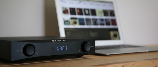 NuPrime DAC 9 audio digital to analogue converter at Totally Wired