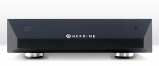 NuPrime ST-10M ST-10Ms mono power amplifier in black at Totally Wired